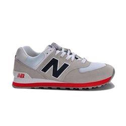 """New Balance Classic Model """"574"""" GRISES"""