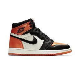 Nike Air Jordan One Mid Naranjas