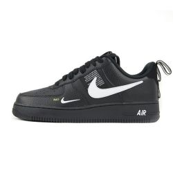 Nike Air Force One 07 LV8 Utility Negras