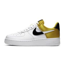 Nike Air Force One LV8 Blancas Amarillas Low