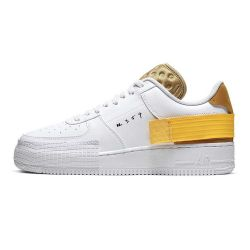 Nike Air Force One Type AF1 Amarillas