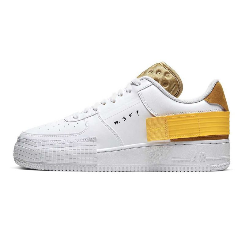 air force 1 blancas y amarillas