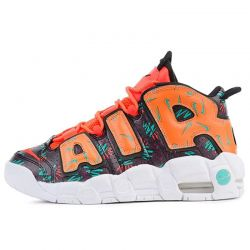 NIKE AIR MORE UPTEMPO NARANJAS