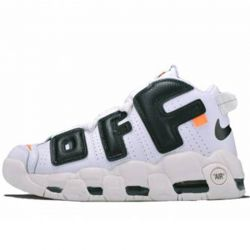 NIKE AIR MORE UPTEMPO OFF-WHITE BLANCAS