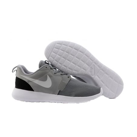 NIKE ROSHE RUN HYPERFUSE GRIS CLARO