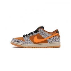 NIKE DUNK SB LOW NARANJA ESTAMPADA