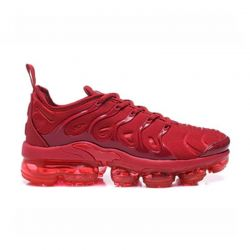 NIKE AIR VAPORMAX PLUS ROJA