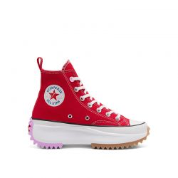 CONVERSE RUN STAR HIKE HIGH TOP ROJA
