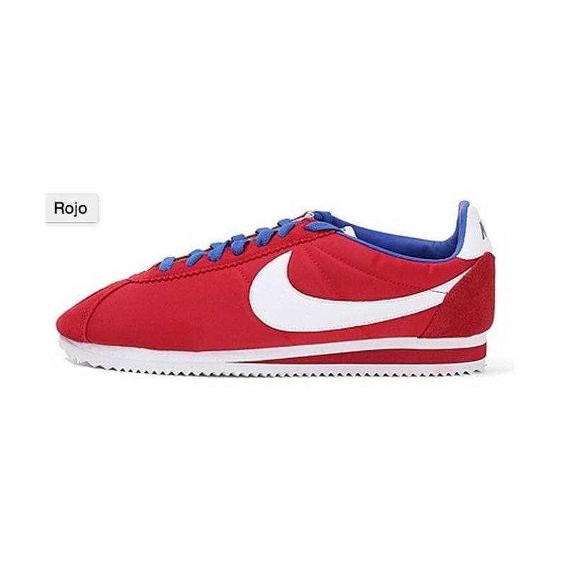 "Nike Cortez ""CLASSIC 2015"" ROJAS BLANCAS"