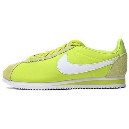 """Nike Cortez """"CLASSIC 2015"""" AMARILLO BLANCO"""