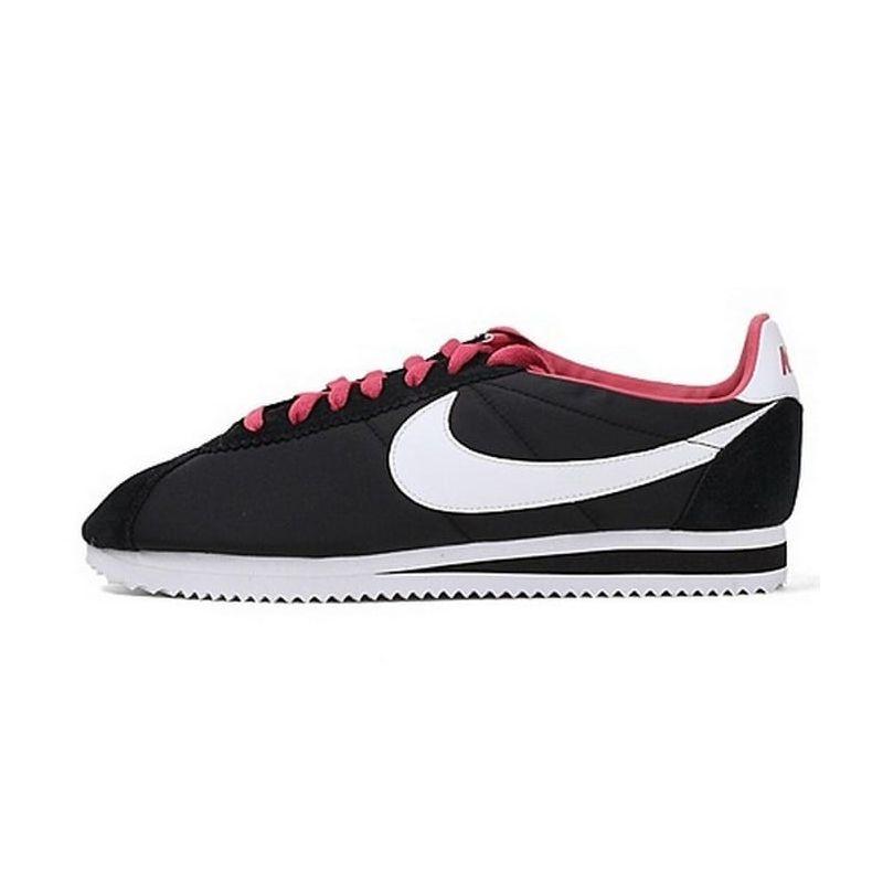"Nike Cortez ""CLASSIC 2015"" BLANCAS NEGRAS ROJAS"