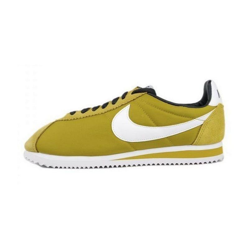 """Nike Cortez """"CLASSIC 2015"""" MOSTAZA BLANCO"""