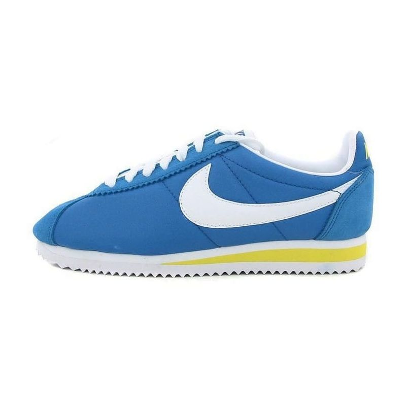 "Nike Cortez ""CLASSIC 2015"" AZUL BLANCAS"