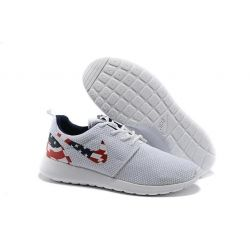 NIKE ROSHE RUN USA FLAG BLANCAS