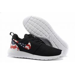 "Roshe Run ""USA FLAG"" NEGRAS"