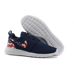 "Roshe Run ""USA FLAG"" AZULES"