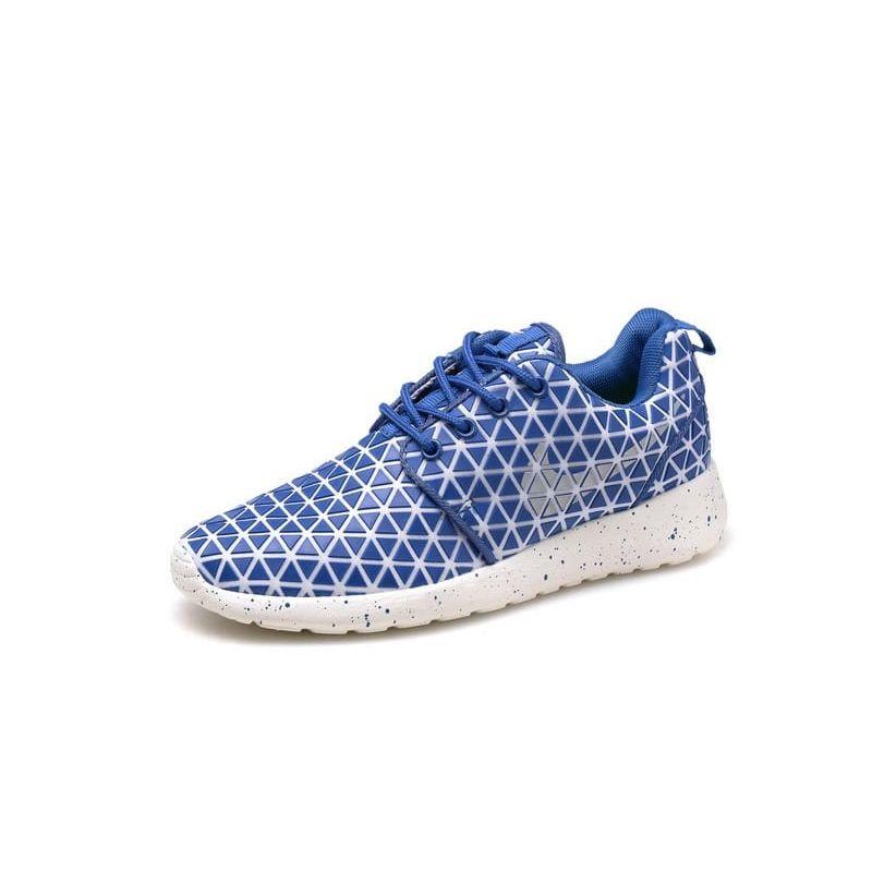 """Nike Roshe Run """"GEO"""" AZUL"""