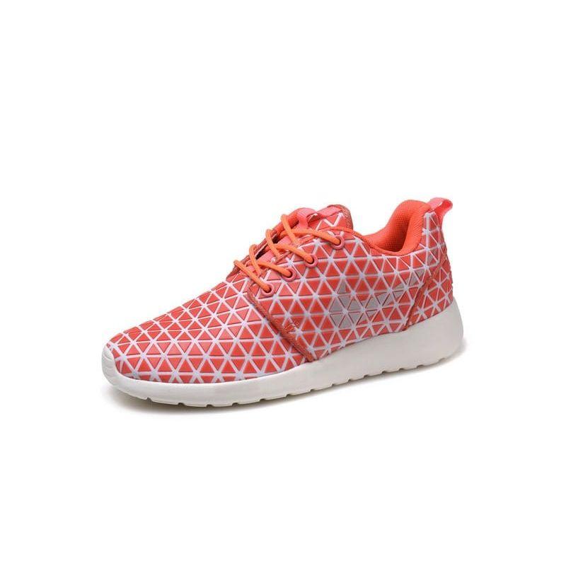 """Nike Roshe Run """"GEO"""" NARANJA"""