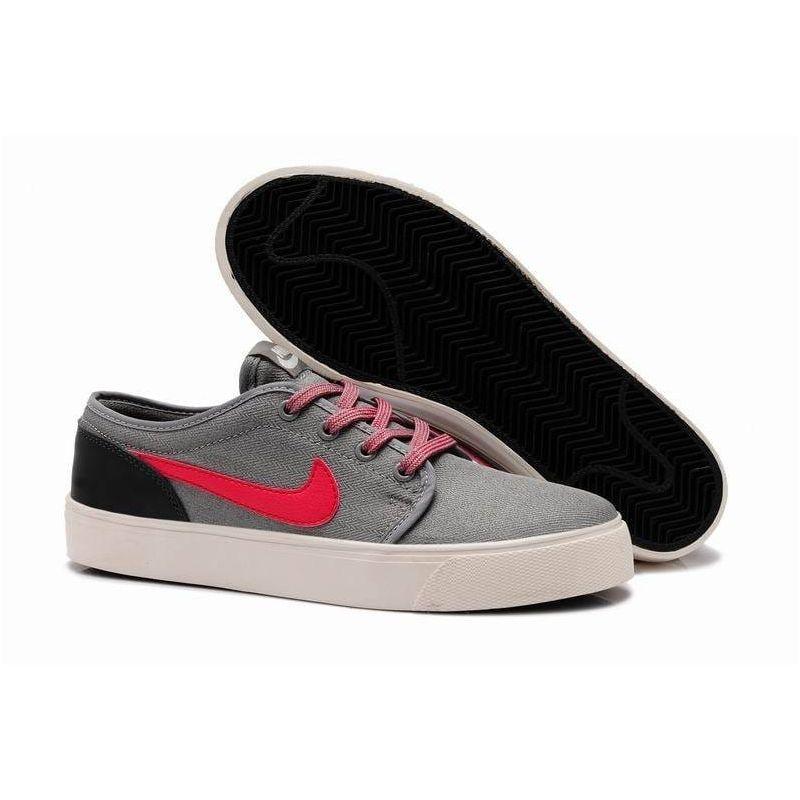 "Nike ""TOKI""GRISES ROJAS"