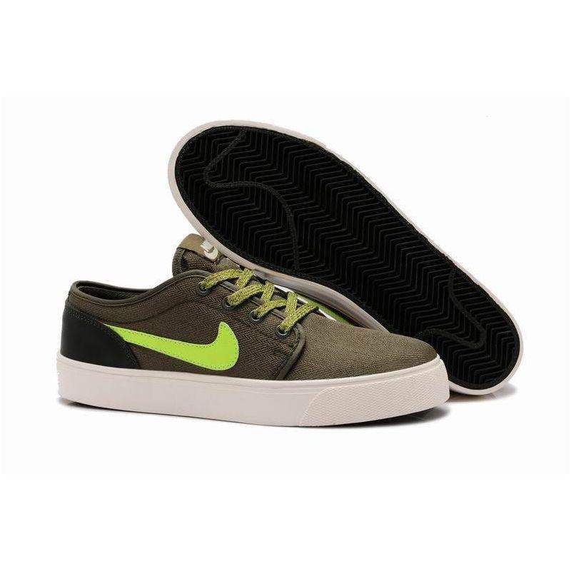 """Nike """"TOKI"""" VERDE AMARILLA"""