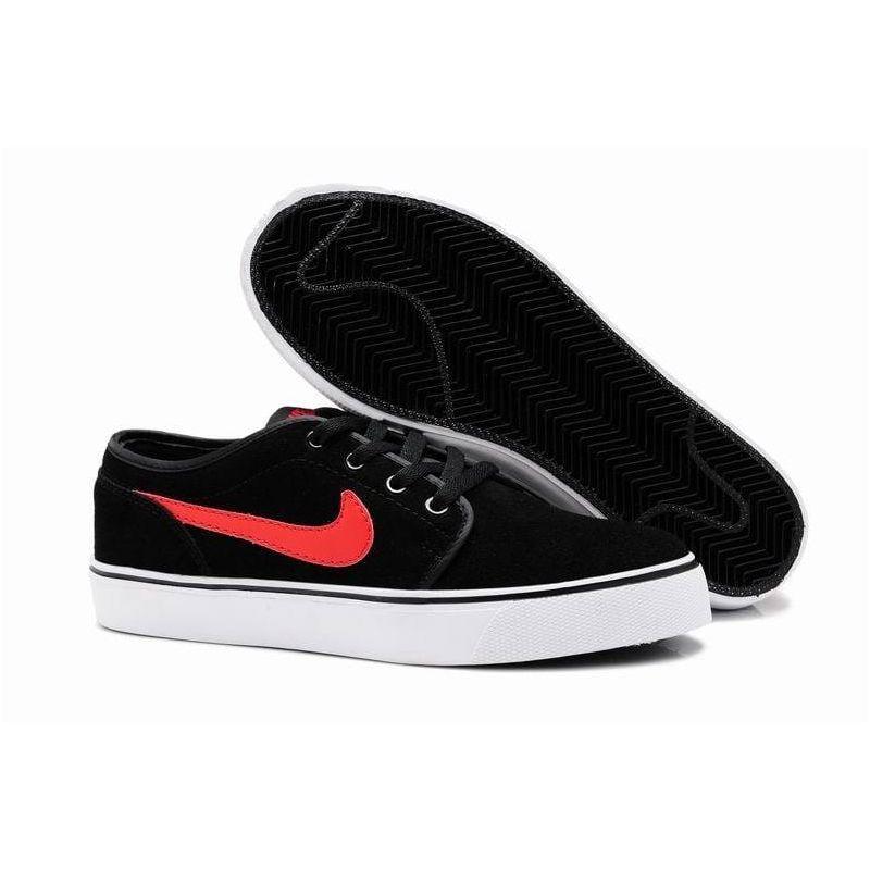 """Nike """"TOKI"""" NEGRAS ROJAS"""