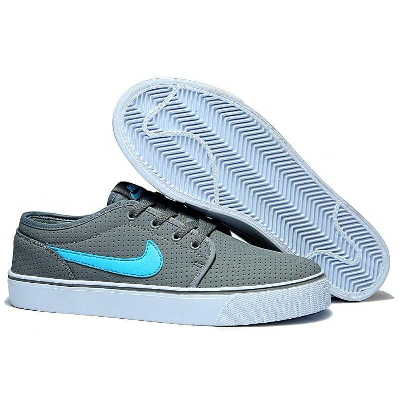 """Nike """"TOKI"""" VERDE AZUL"""