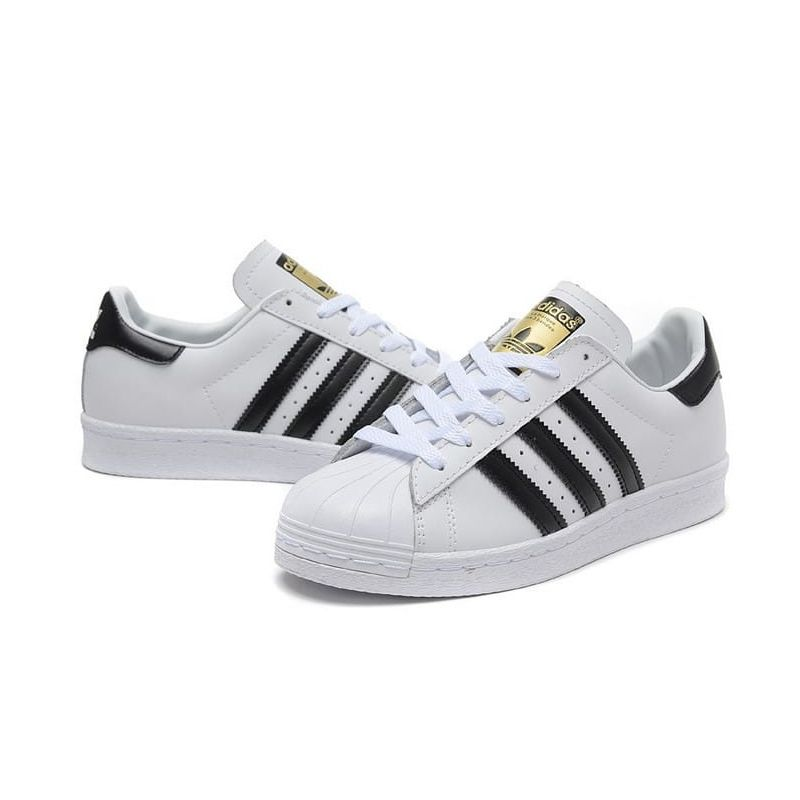 adidas superstar balncas