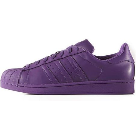 ADIDAS SUPERSTAR PHARRELL LILAS