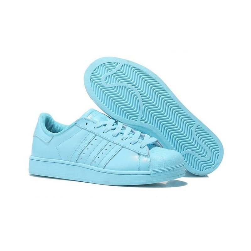 adidas superstar azul