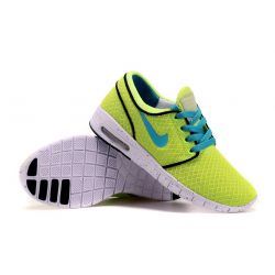 "Nike Janoski ""NEW MAX"" AMARILLA"