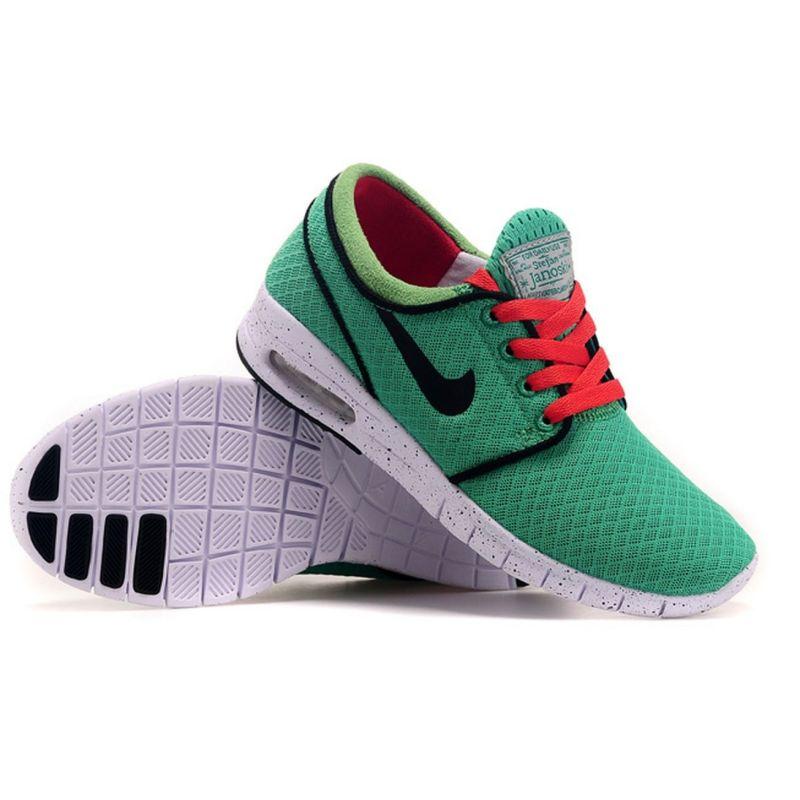 "Nike Janoski ""NEW MAX"" VERDE"