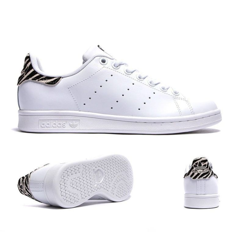 Adidas Stan Smith ESTAMPADO ZEBRA