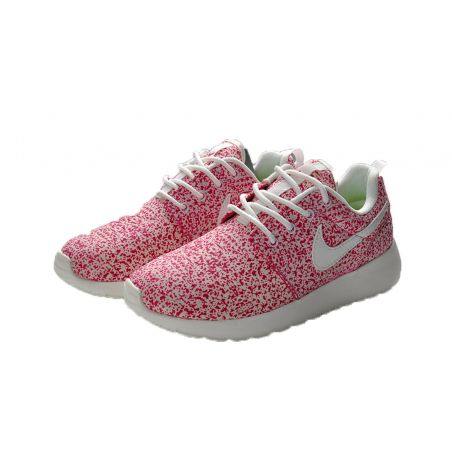 NIKE ROSHE RUN 2014 ESTAMPADO ROJO