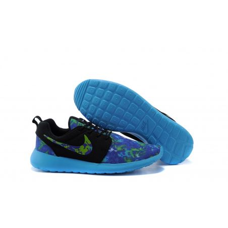 NIKE ROSHE RUN 2015 AZUL