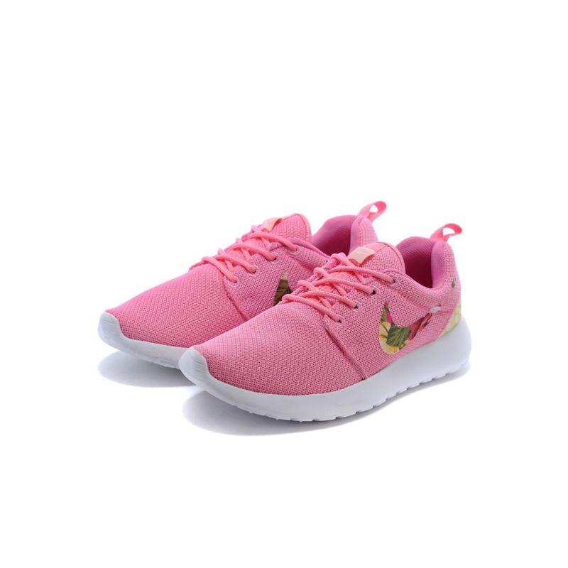 nike roshe run 2015 rosa por 40 envi gratis shoes and. Black Bedroom Furniture Sets. Home Design Ideas