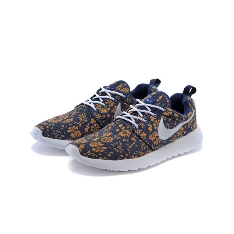 """Nike Roshe Run """"2015"""" MARINO NARANJA"""