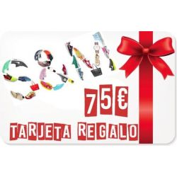 TARJETA REGALO 75€