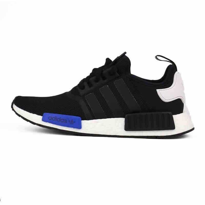 Adidas NMD Negras Azules