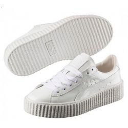 PUMA CREEPER FULL BLANCAS
