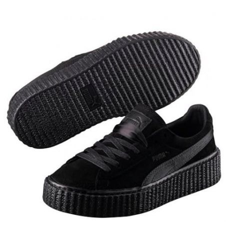 PUMA CREEPER FULL NEGRAS
