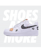 Nike Air Force One 'Just Do It' por 49.95€ - Envío Incluido