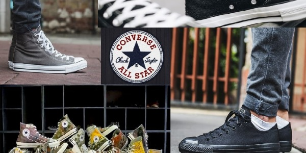 Historia de las zapatillas Converse All Star