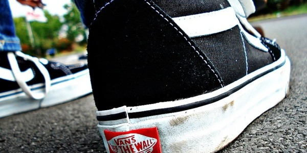 La historia de Vans of the Wall